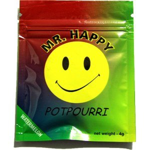 Mr. Happy Incense 4g